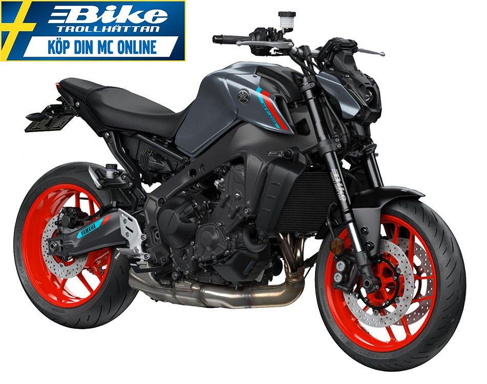 Yamaha MT-09 NYHET! Vårkampanj 2,95% Ränta