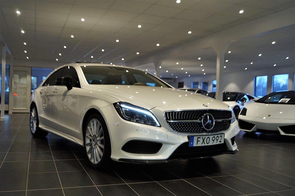 Mercedes-Benz CLS 350 BlueTEC 9G-Tronic Designo, AMG Sport, Exclusive, Exclusive L