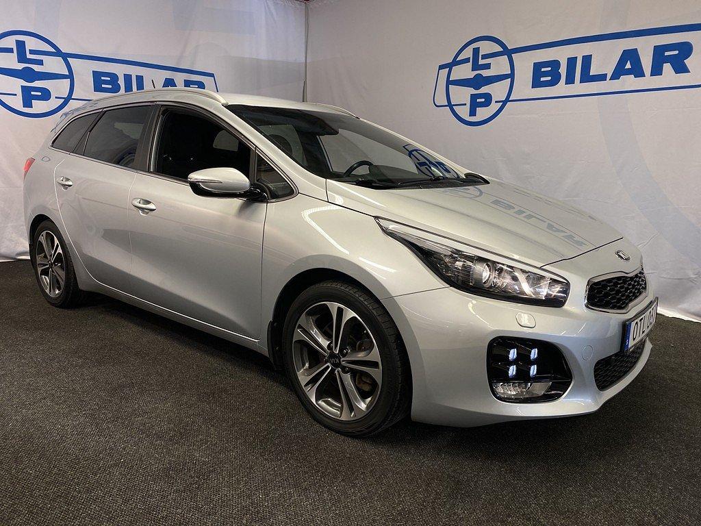 Kia Cee´d sw GT-Line 1.6 CRDi 136hk | Drag | M-värm | Vhjul