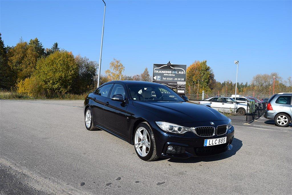 BMW 428i Grand Coupé M Sport paket