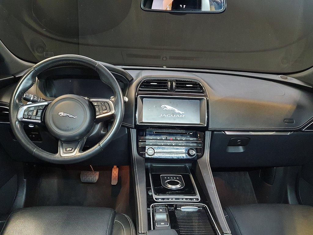 Jaguar F-Pace 20d AWD R-Sport 180hk