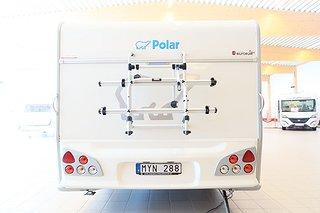Husvagn, 1-axl Polar 520 Långbädd 5 av 22