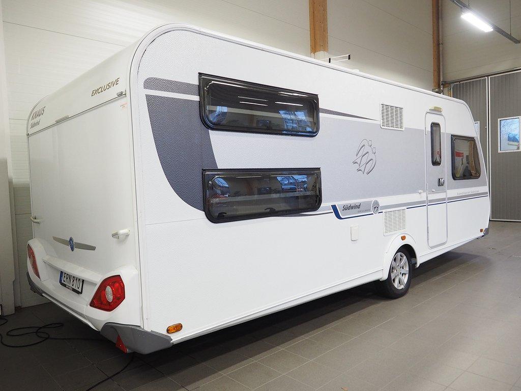 Knaus 590 UK Südwind Scandi Selection Förtält 2015