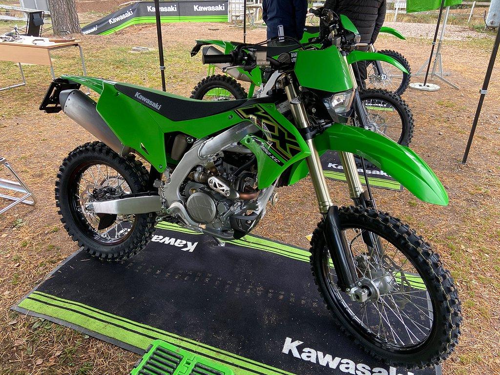 Kawasaki KX 450 X Enduro
