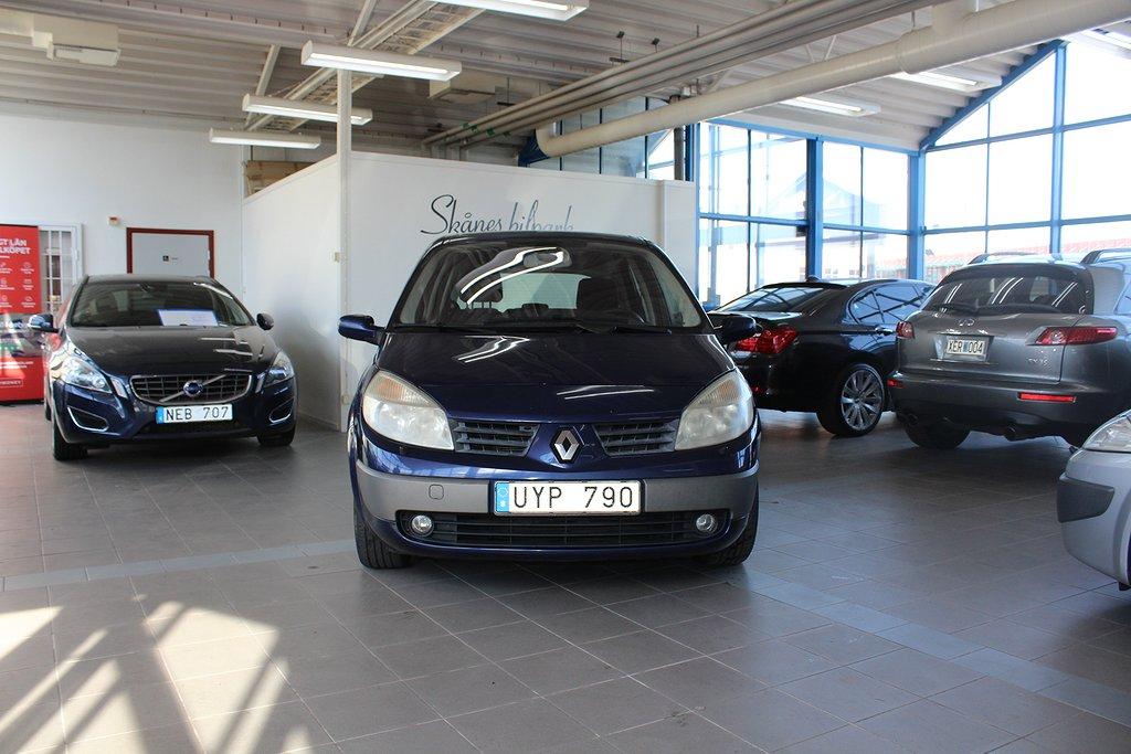 Renault Scénic 2.0 135hk