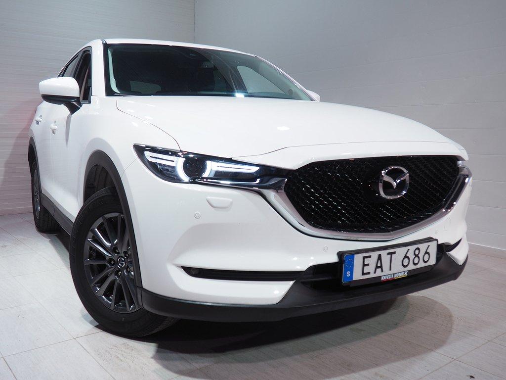 Mazda CX-5 2.0 Vision plus SKYACTIV-G 165hk Navi Psensorer 2019