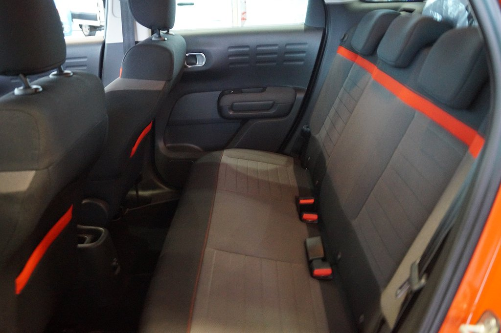 Citroën C3 Aircross *1.95%ränta&5000kr i fritt bränsle* PureTech 82hk Fe
