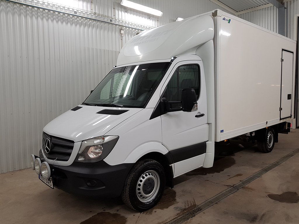 Mercedes-Benz Sprinter 316 cdi Aut Skåp-Lift