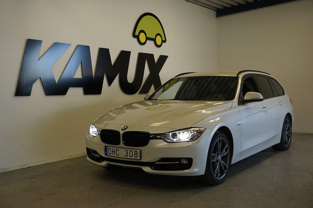 BMW 328 i xDrive   Sportline   M-ratt   Drag   S&V   245hk
