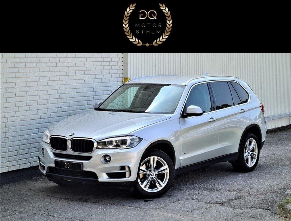 BMW X5 xDrive30d Drag Navi Pdc Euro 6 258hk