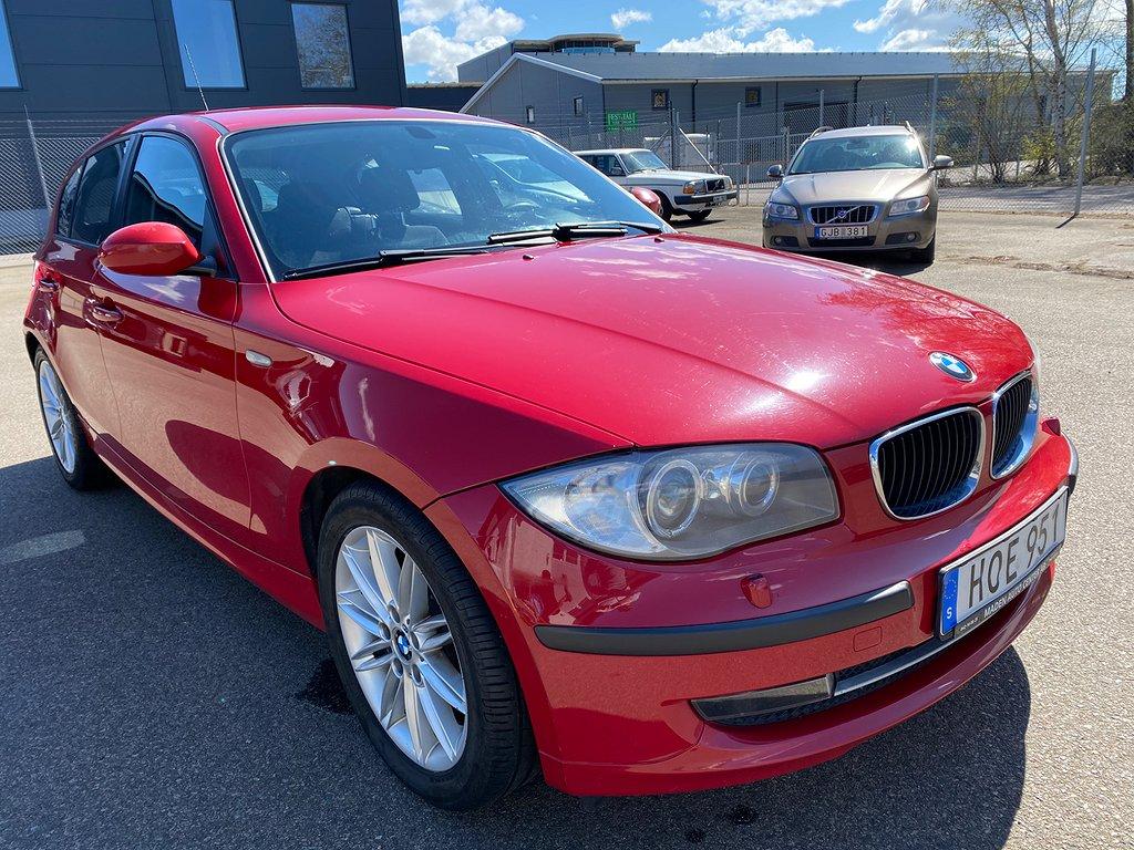 BMW 118 d 5-door Advantage 143hk