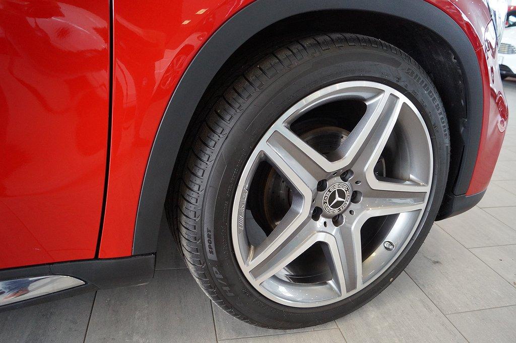 Mercedes-Benz GLA 200 d 4MATIC // Keyless // Värmare // Drag // AMG