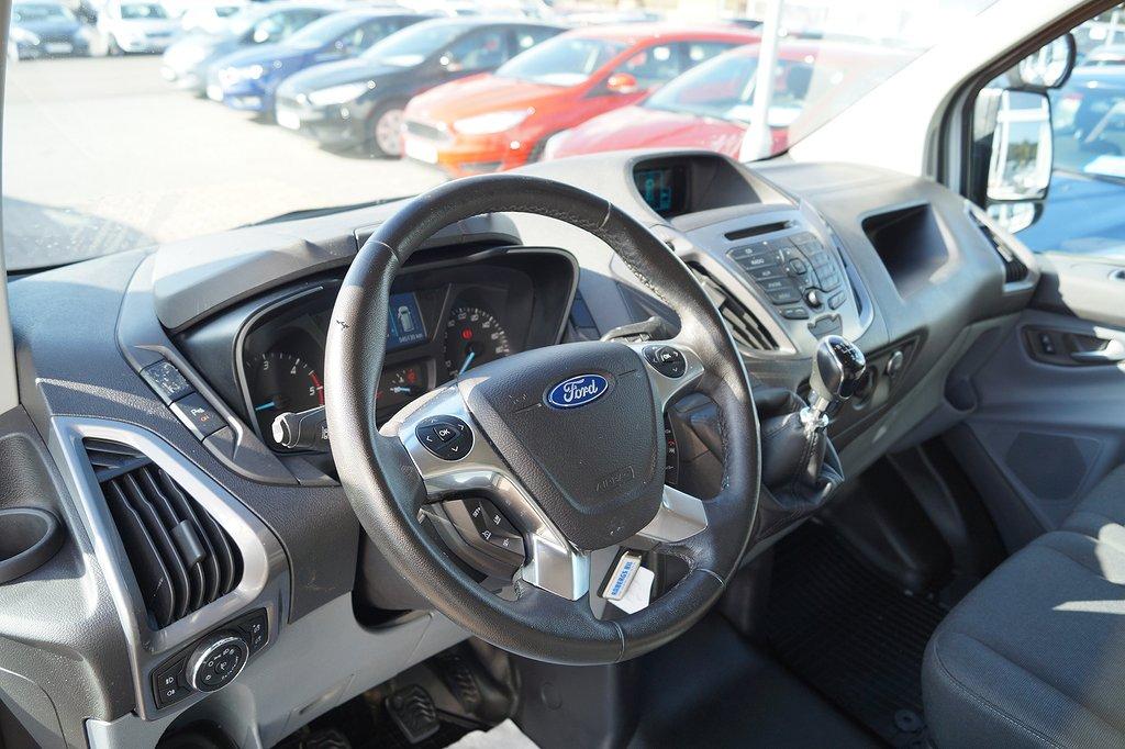 Ford Custom L2 300 2.2 125hk Trend, Inredning, Drag