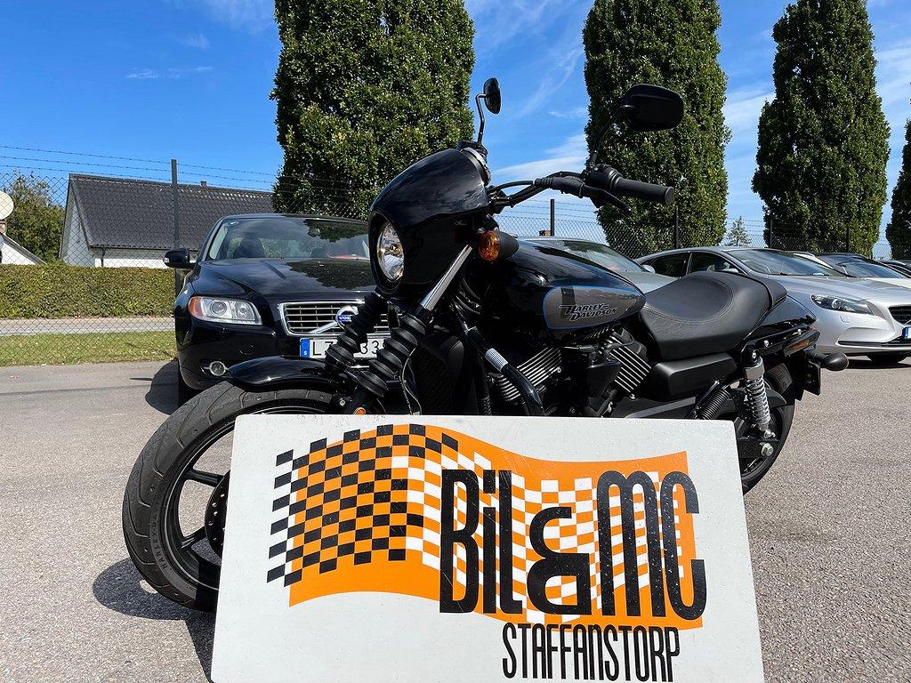 Harley-Davidson Street Street 750 0.75 54hk