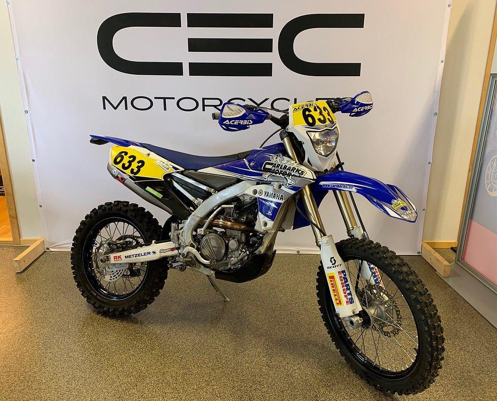 """Yamaha WR250F """"Försäljningsuppdrag"""""""