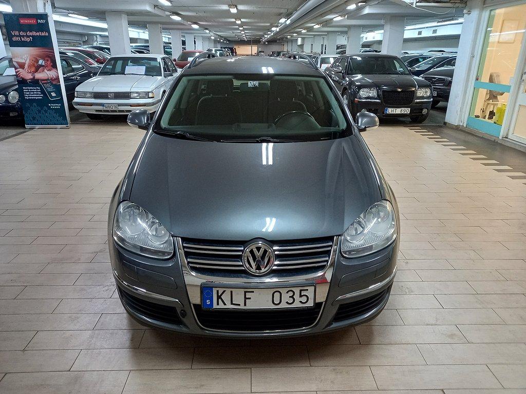 Volkswagen Golf Variant 1.9 TDI 105hk