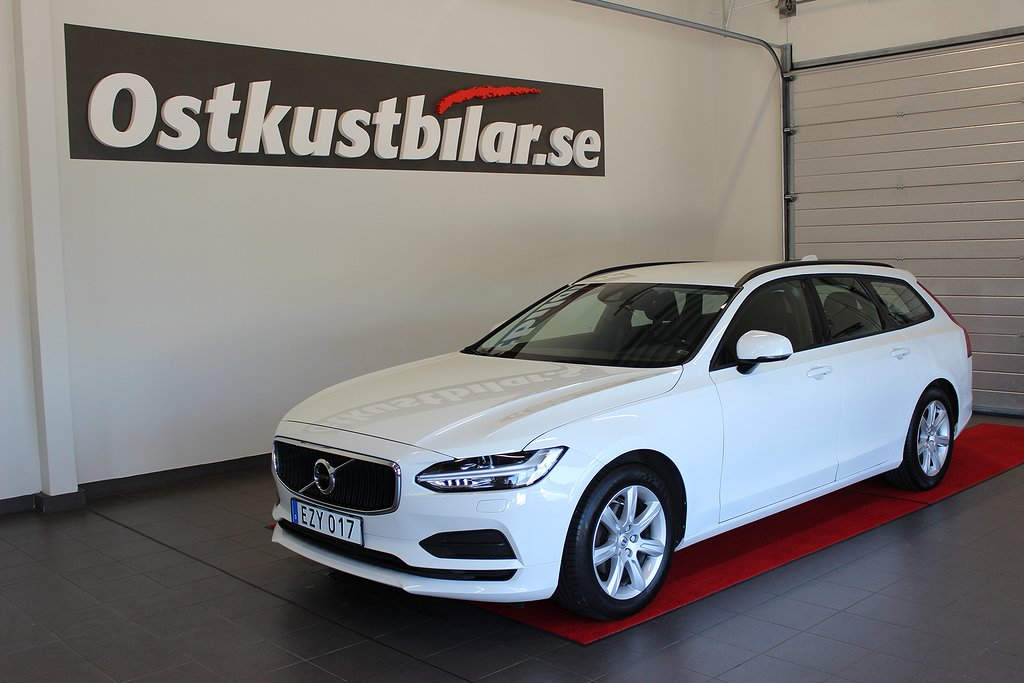 Volvo V90, D3 Kinetic Business Eu6