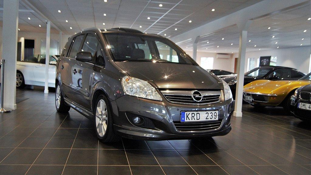 Opel Zafira 1.8 7-sits 140hk OPC Line