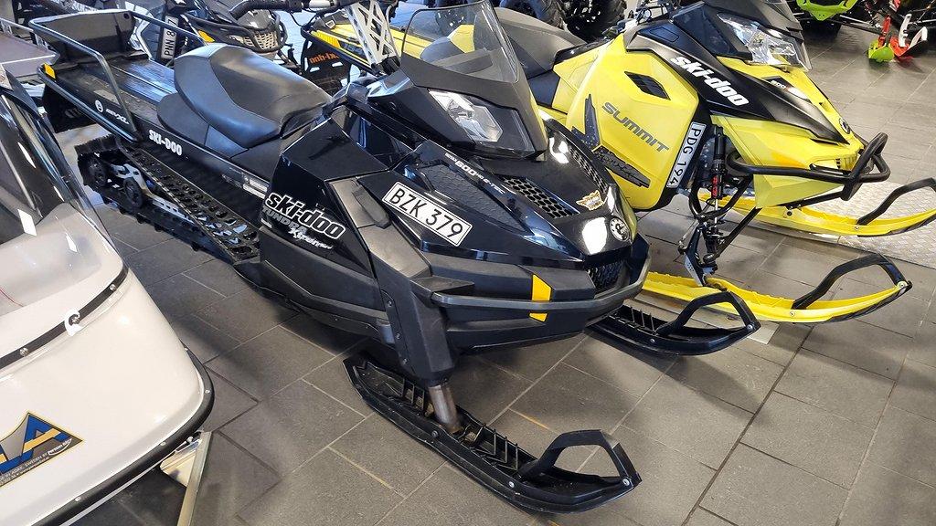 Ski-doo Tundra Xtreme 600 Etec