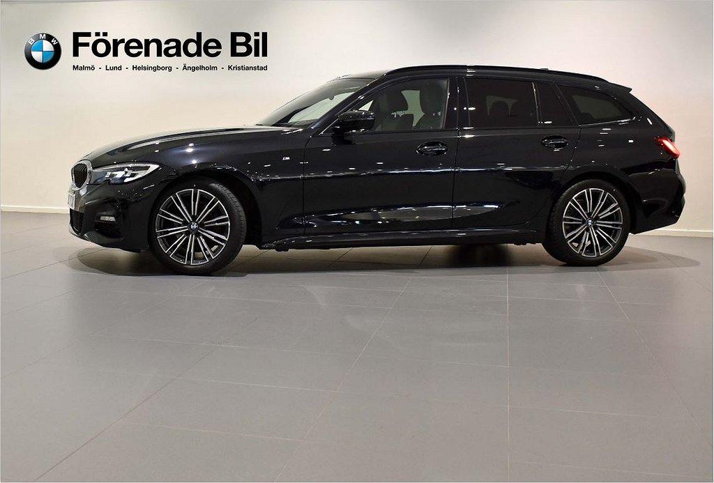 BMW 320 d xDrive Touring M Sport Aut Nav Hi-Fi Drag