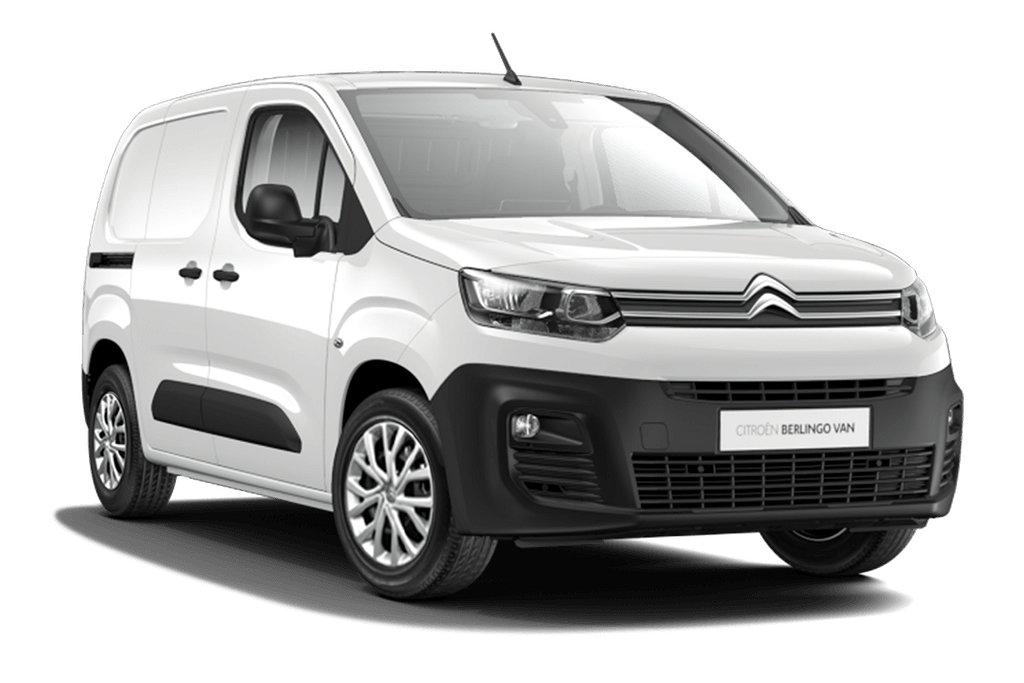 Citroën Berlingo 1.5 BlueHDi Euro 6 102hk New Business