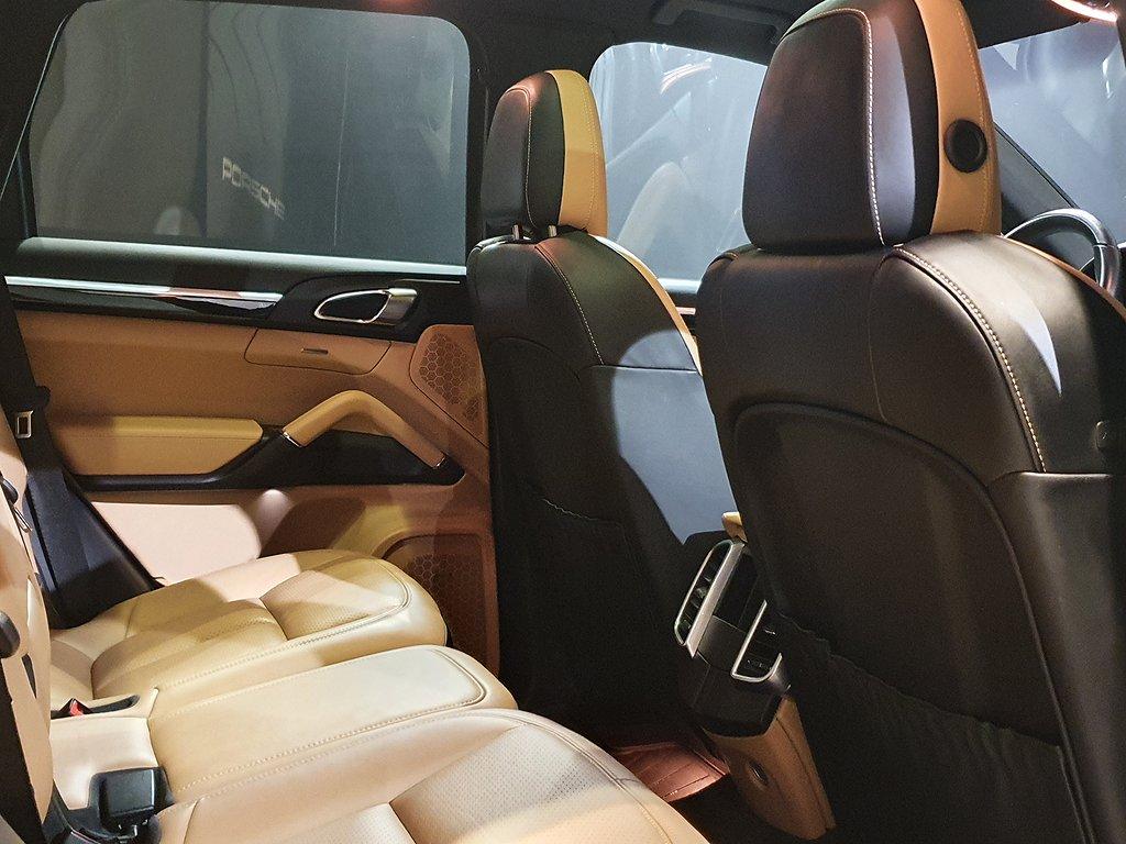 Porsche Cayenne S E-Hybrid Sport Chrono 416hk