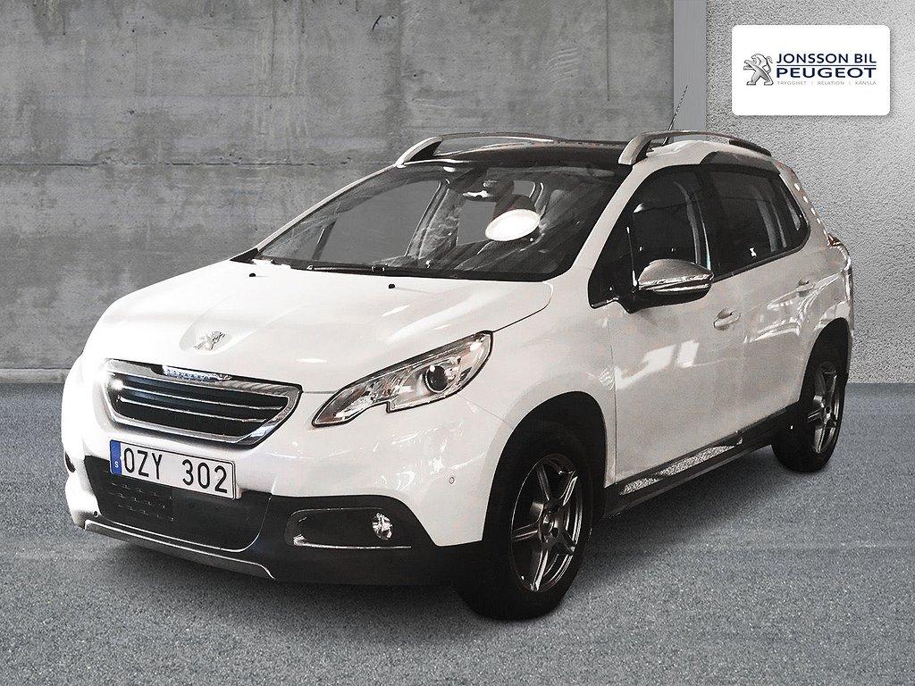 Peugeot 2008 1.6 VTi 120hk