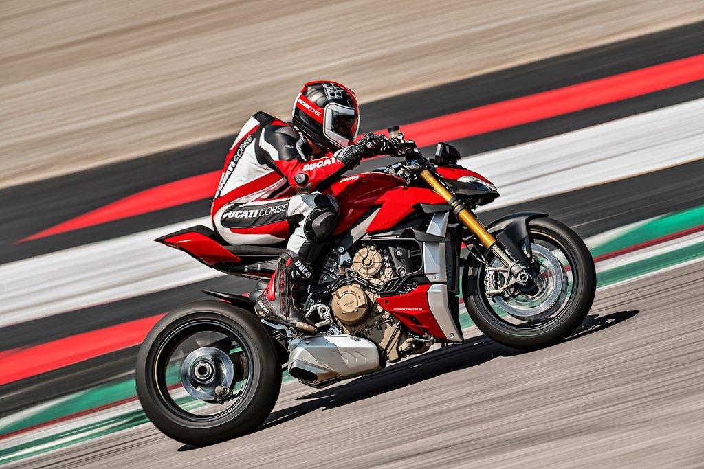 Ducati Streetfighter V4S - Omgående Leverans!