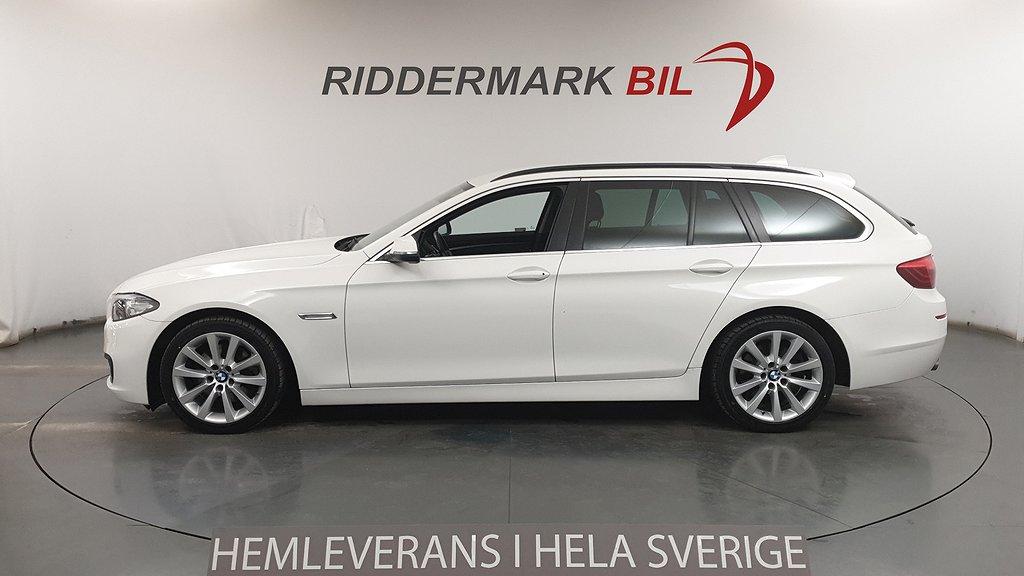BMW 520d xDrive Touring, F11 (190hk)