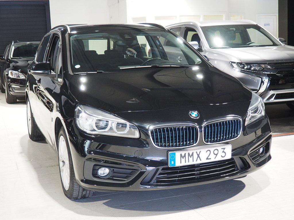 BMW 225xe Active Tourer 2018