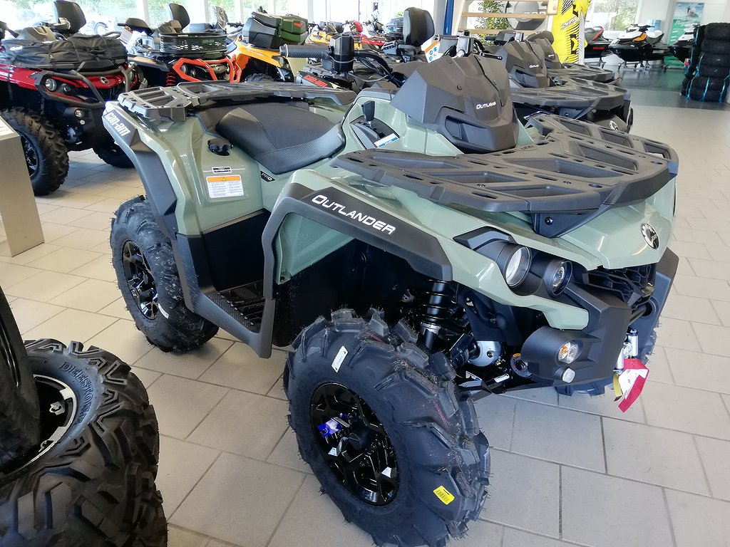 Can-Am Outlander 570 PRO+ T3B