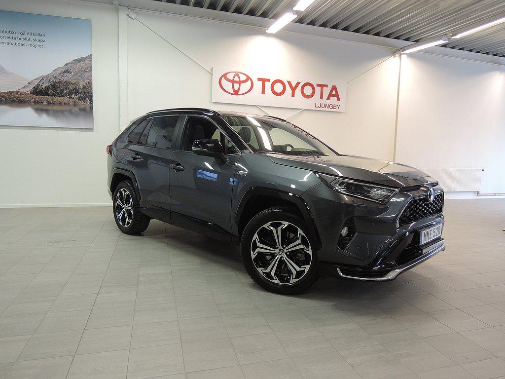 Toyota RAV4 Plug-in Hybrid PLUG-IN HYBRID AWD-I STYLE PREMIUM- INFOT
