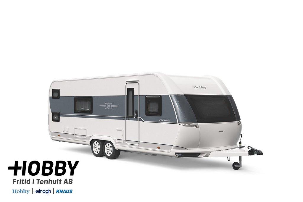 Hobby 650 KFU Prestige ALDE