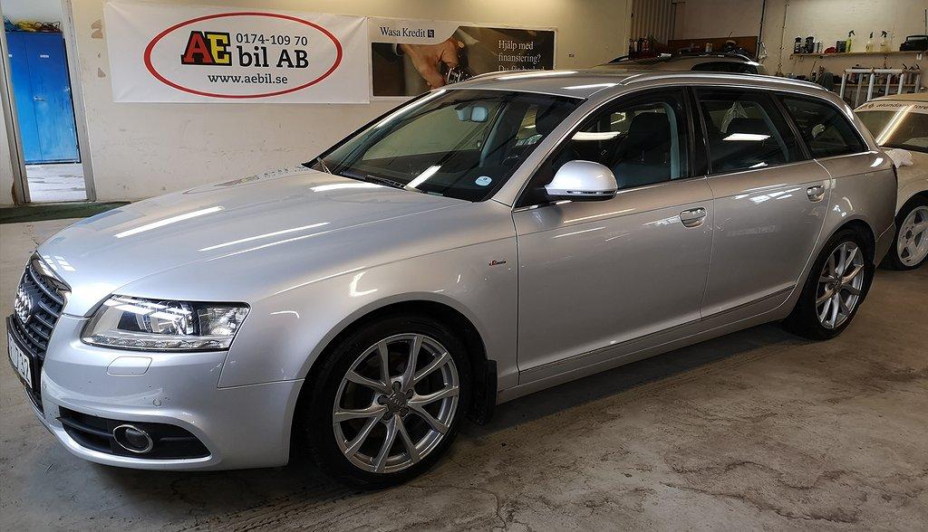 Audi A6 2.0 TDI 136hk, S-line, Sport edt