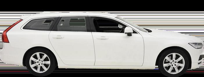 Modellbild av en Volvo V90