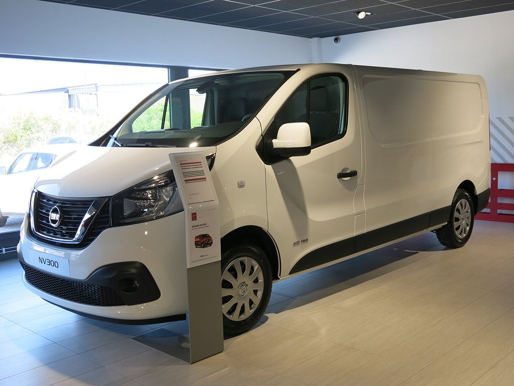 Nissan NV300 145 dCi L2H1 Working Star 2424 KR/ MÅNAD EX MOMS