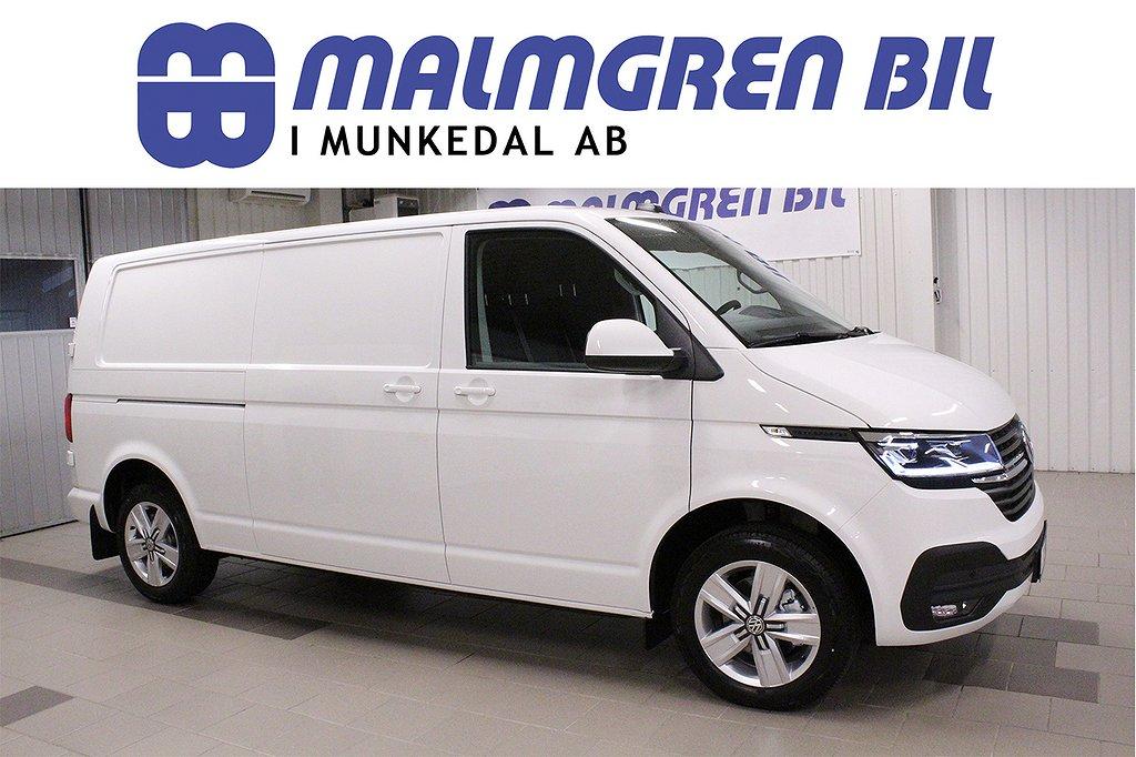 Volkswagen Transporter T6.1 TDI 150 DSG 4M Lång 2xskjut