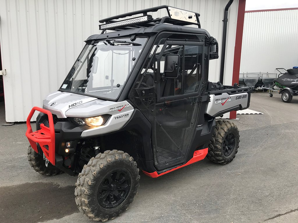 Can-Am Traxter PRO HD10