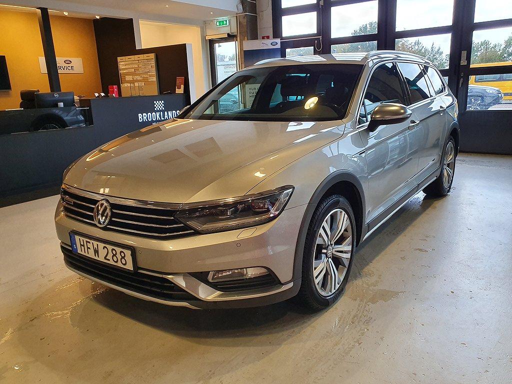 Volkswagen Passat Alltrack TDI 4Motion DSG Executive 240hk