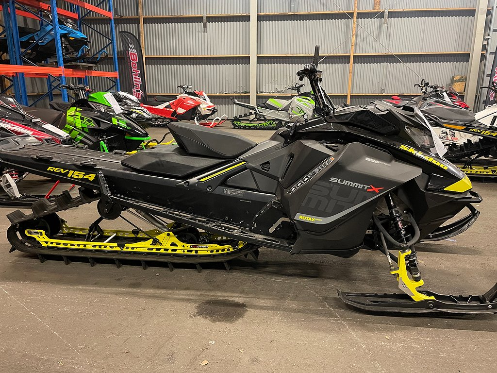 "Ski-doo Summit X 154"" 850 E-Tec -17"
