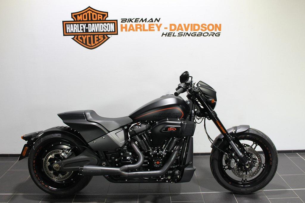 Harley-Davidson FXDRS 114 1 ÅRS GARANTI