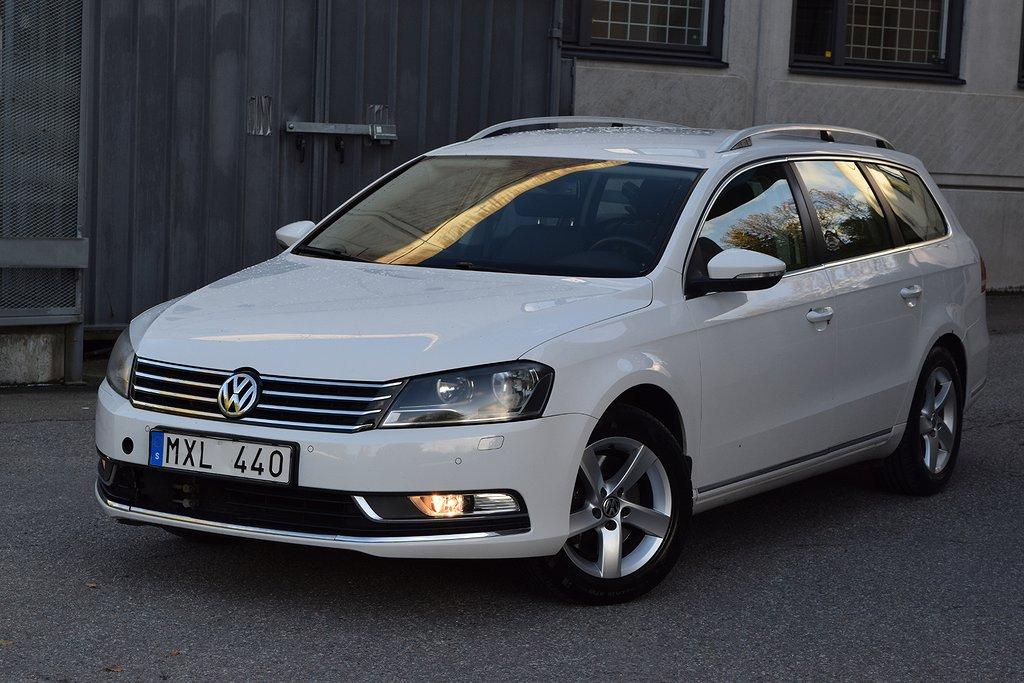 Volkswagen Passat 1.4 TSI EcoFuel 150hk Comfort