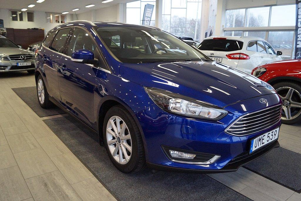 Ford Focus Kombi 1.0 EcoBoost Titanium 100hk