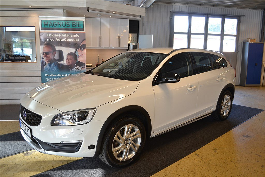 Volvo V60 Cross Country D3 Classic Drag Aut