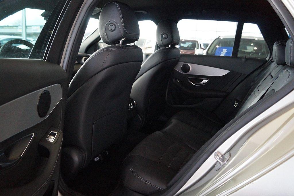 Mercedes-Benz C 220 d 4MATIC