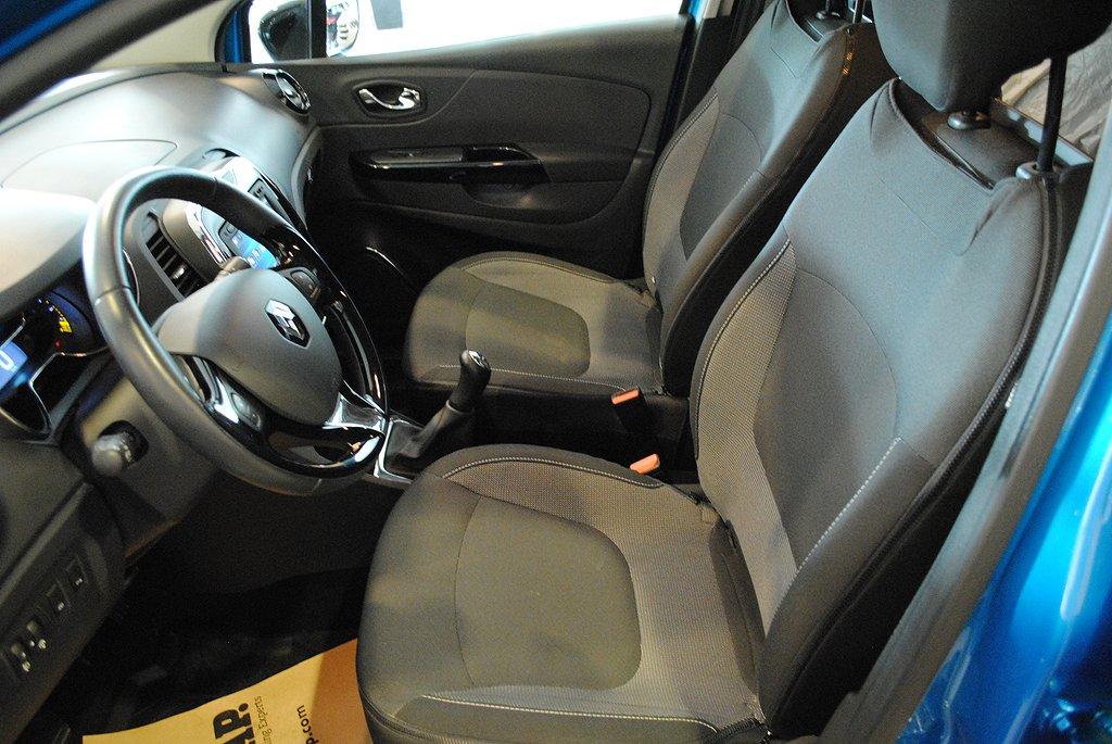 Renault Captur Dynamique 0.9 TCe 90hk
