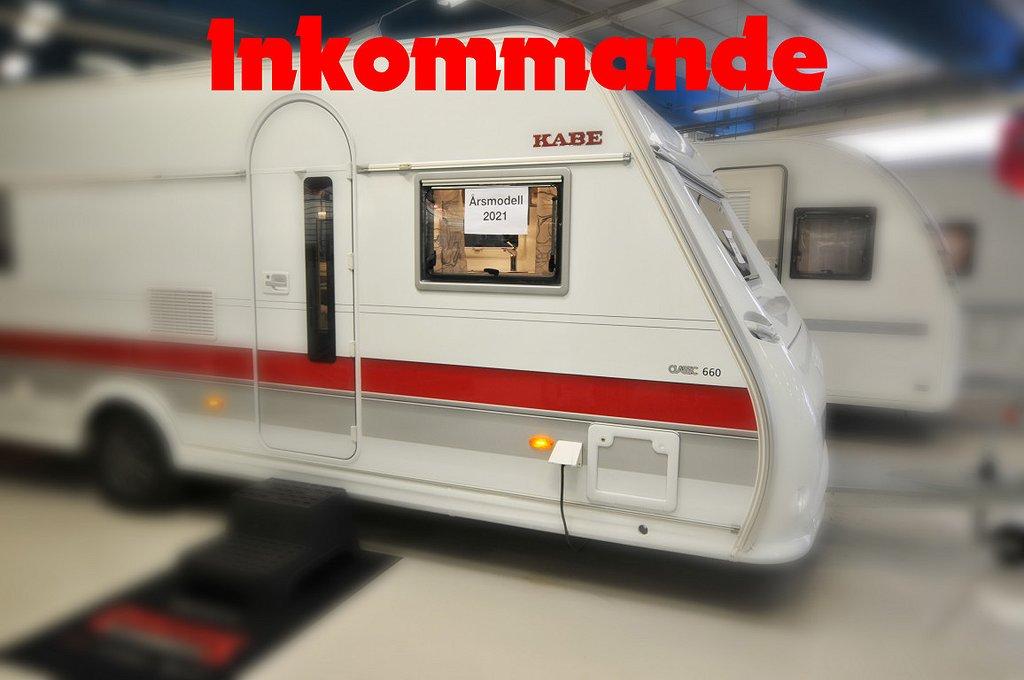 Kabe Classic 600 GLE KS B14 Inkommande 2021:a