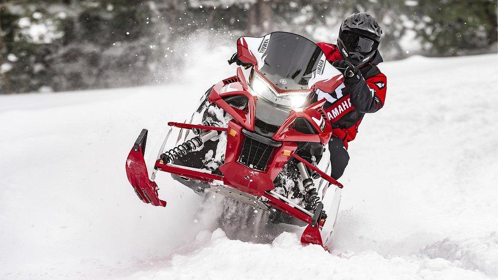 Yamaha Sidewinder XTX SE 141 2019
