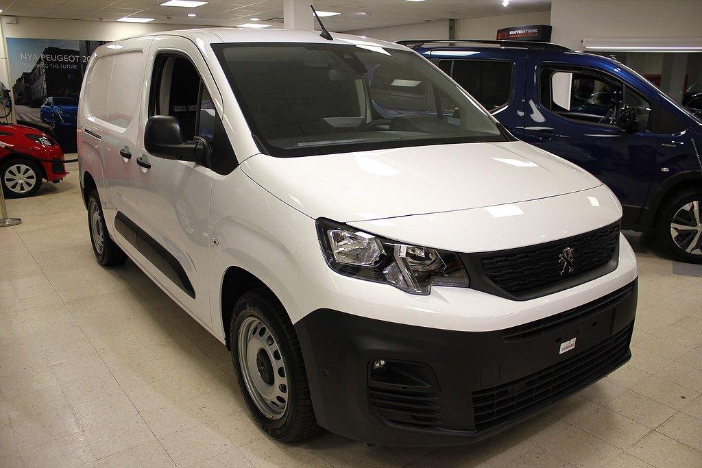 Peugeot Partner Pro BlueHDi 100hk L2 -1 ÅRS FRI SERVICE