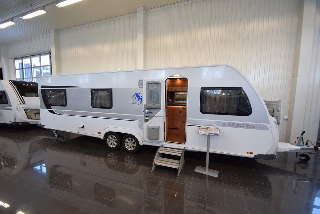 Knaus 750 UFK Sudwind silver selection